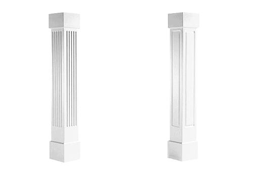 PVC Column Wraps