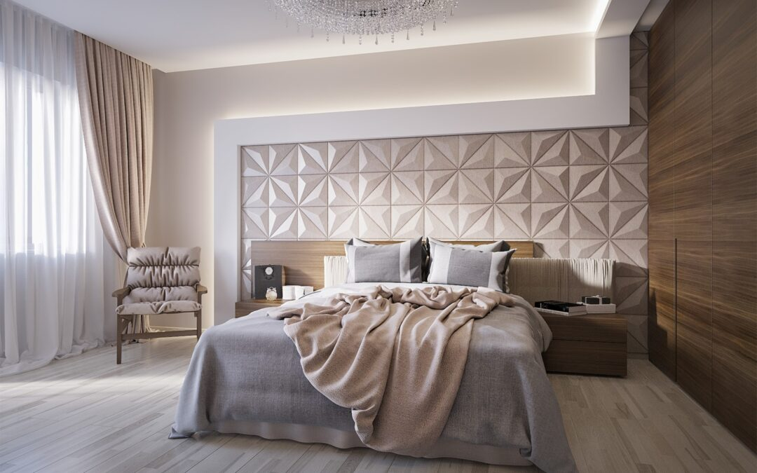 How to Spruce Up Your Home's Interiors with 3D Wall Panels