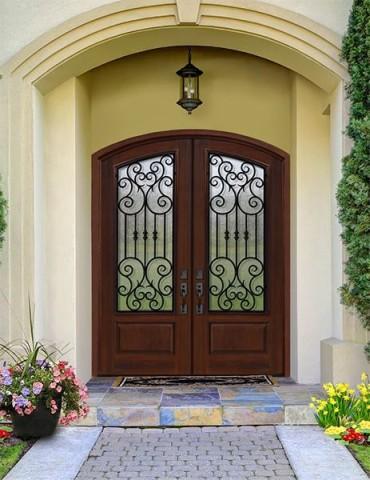 Focus On Door Aesthetics