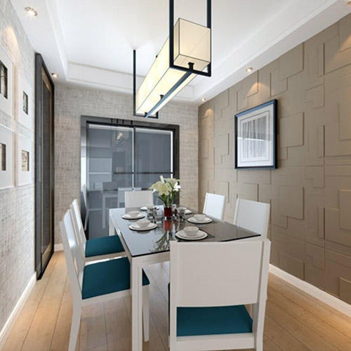 Spice Up Your Dining Space 3D Wall Panels