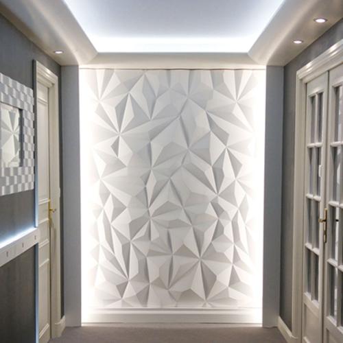 PVC 3D Wall Panels