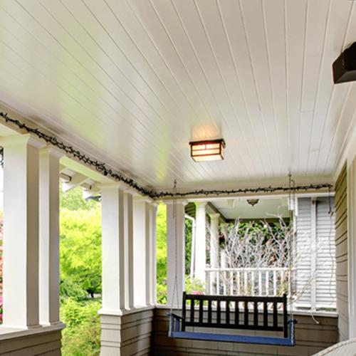 PVC Porch Ceiling Panels