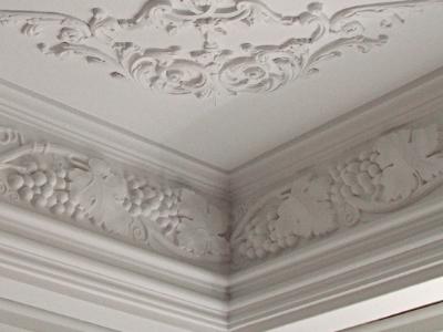 Plaster Crown Mouldings
