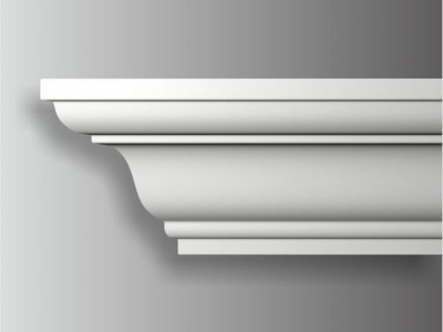 Stacked Crown Mouldings